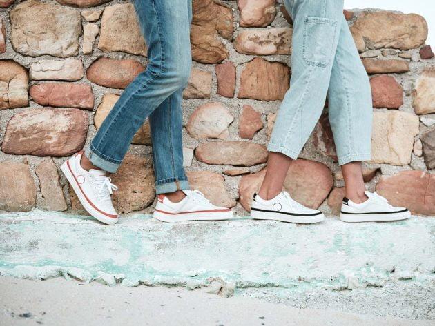 duurzame sneakers van appelleer