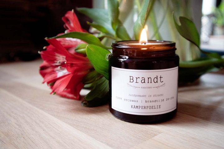Brandt kaarsen soja