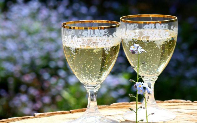 Duurzame champagne