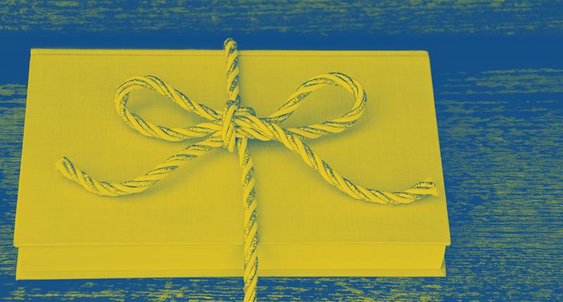 Duurzame cadeaus - goed voor de wereld