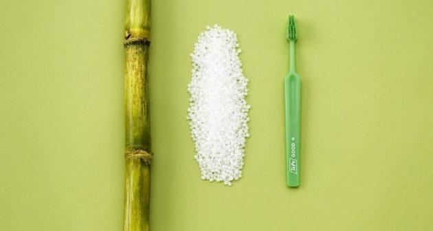 Suikerriet tandenborstel TePe