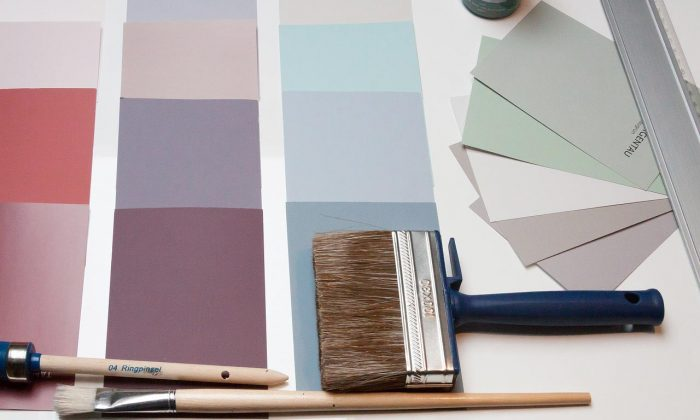 Milieuvriendelijk schilderen