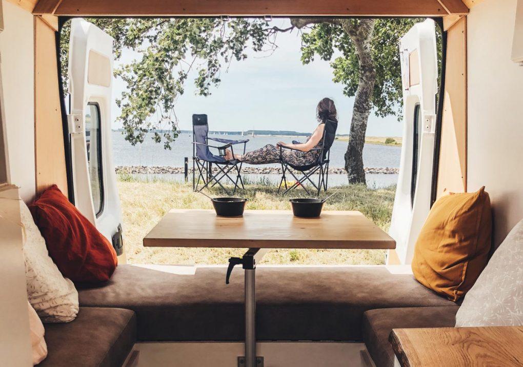 Van life: een busje ombouwen tot camper