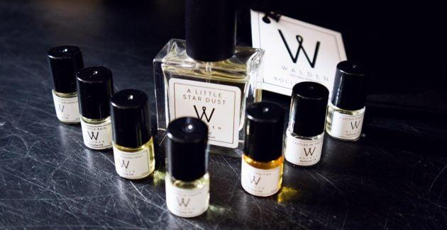 Walden natuurlijke parfum